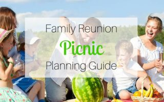 Family Reunion Picnic Planning Guide