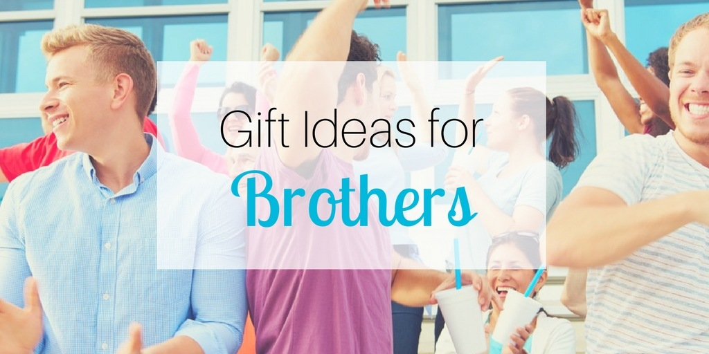 Gift Ideas for Brothers: group of brothers having fun.