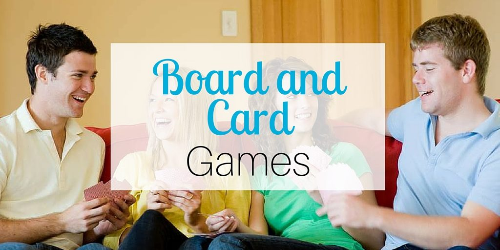 Board and Card Games