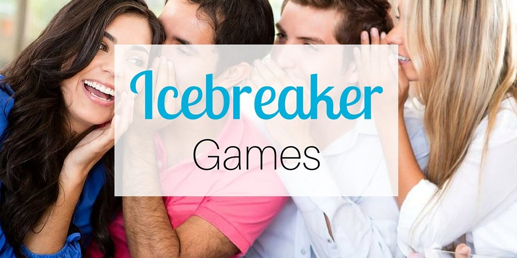 Good ice breakers dating sites