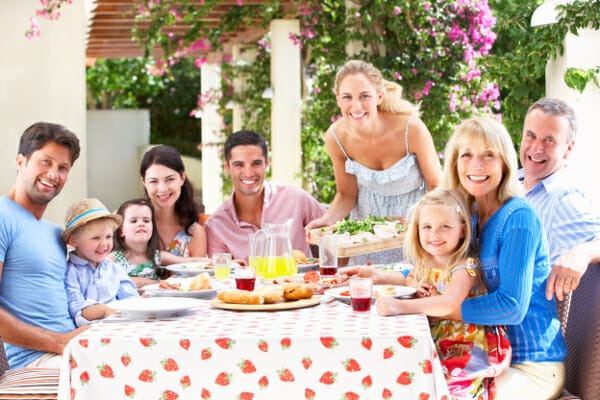 Menu Planning Ideas For Your Reunion - GatheredAgain.com