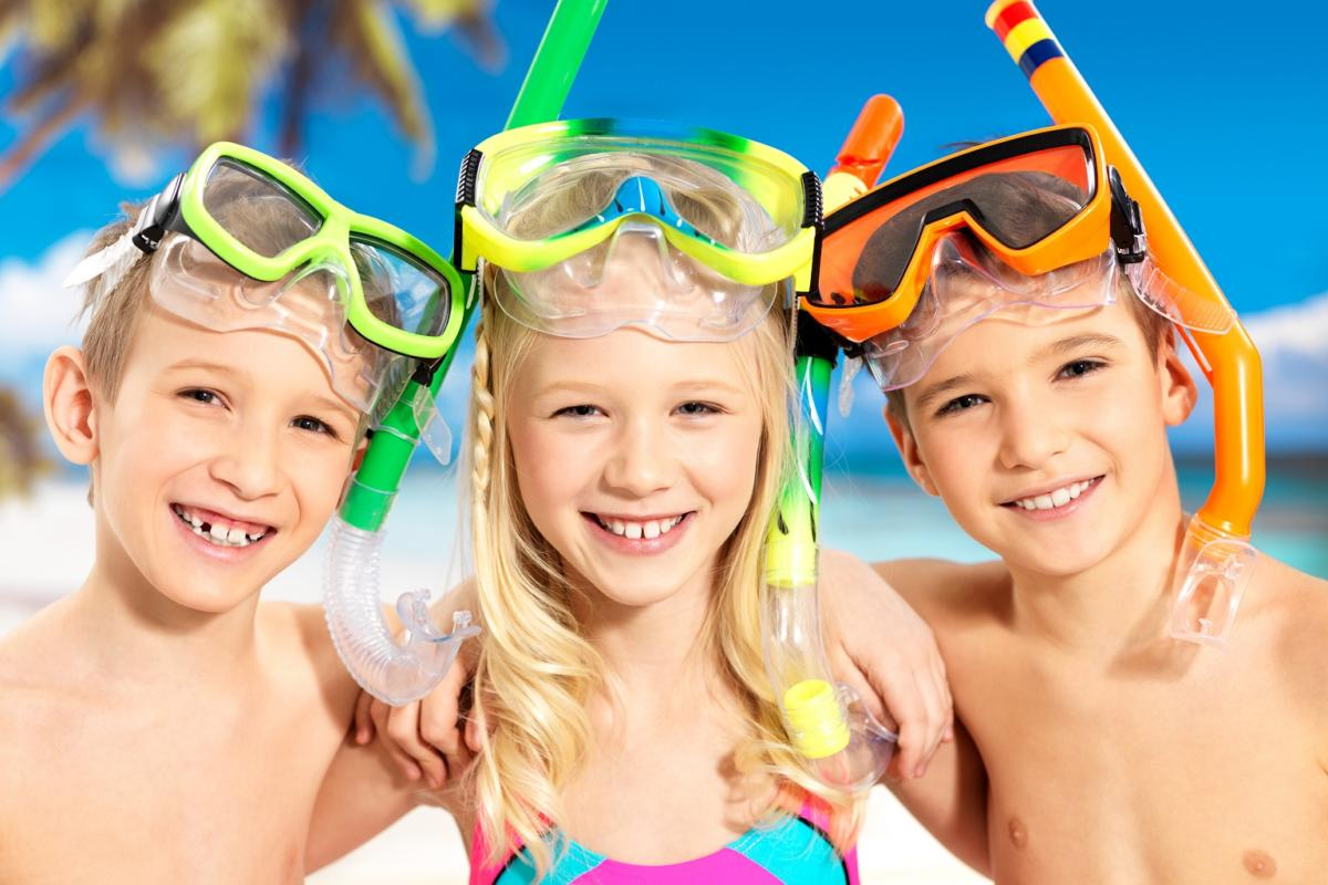 Beach games and activities for kids