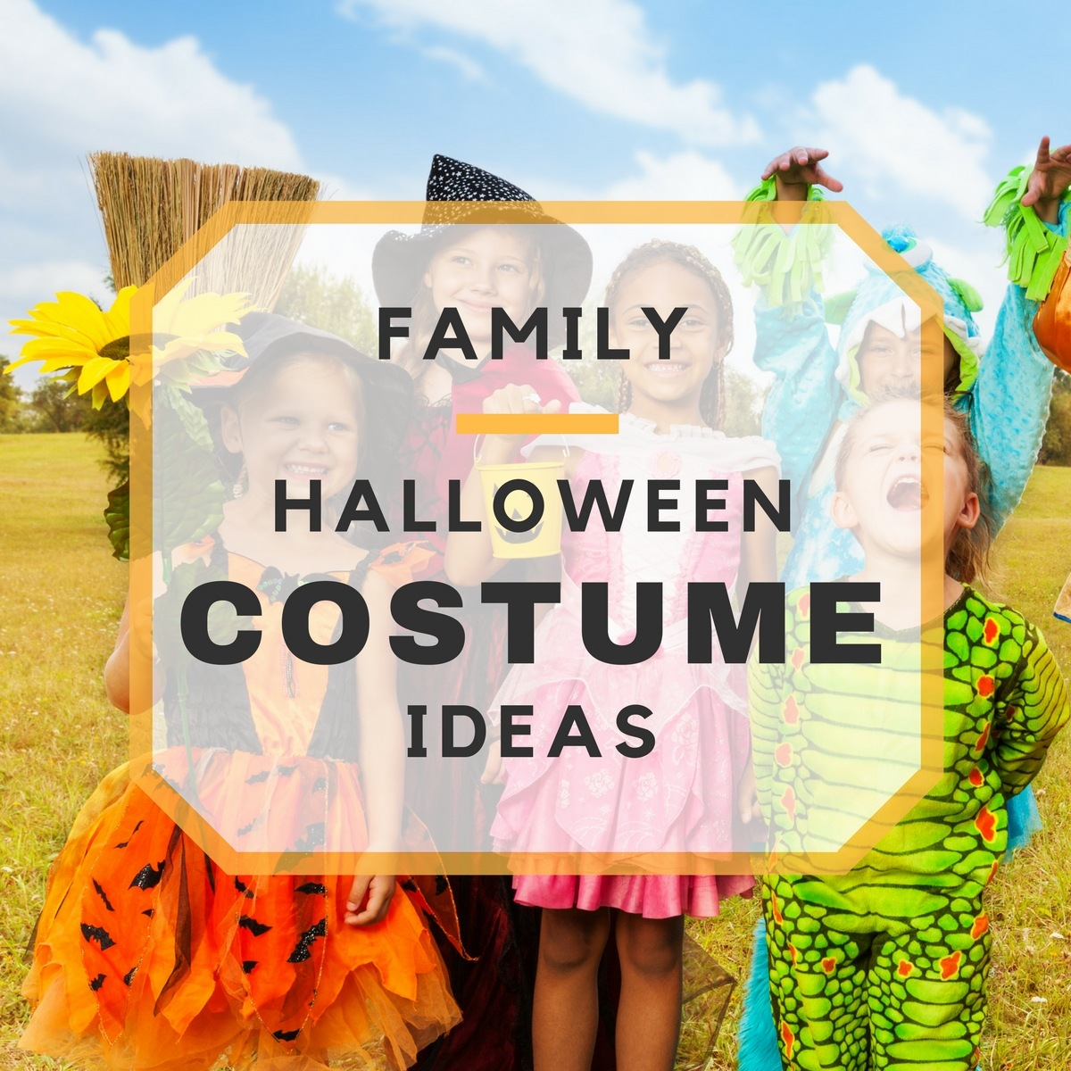 15 Best Family Halloween Costume Ideas