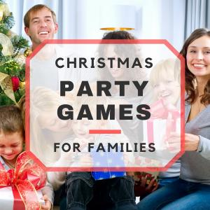 Best Family Christmas Party Games