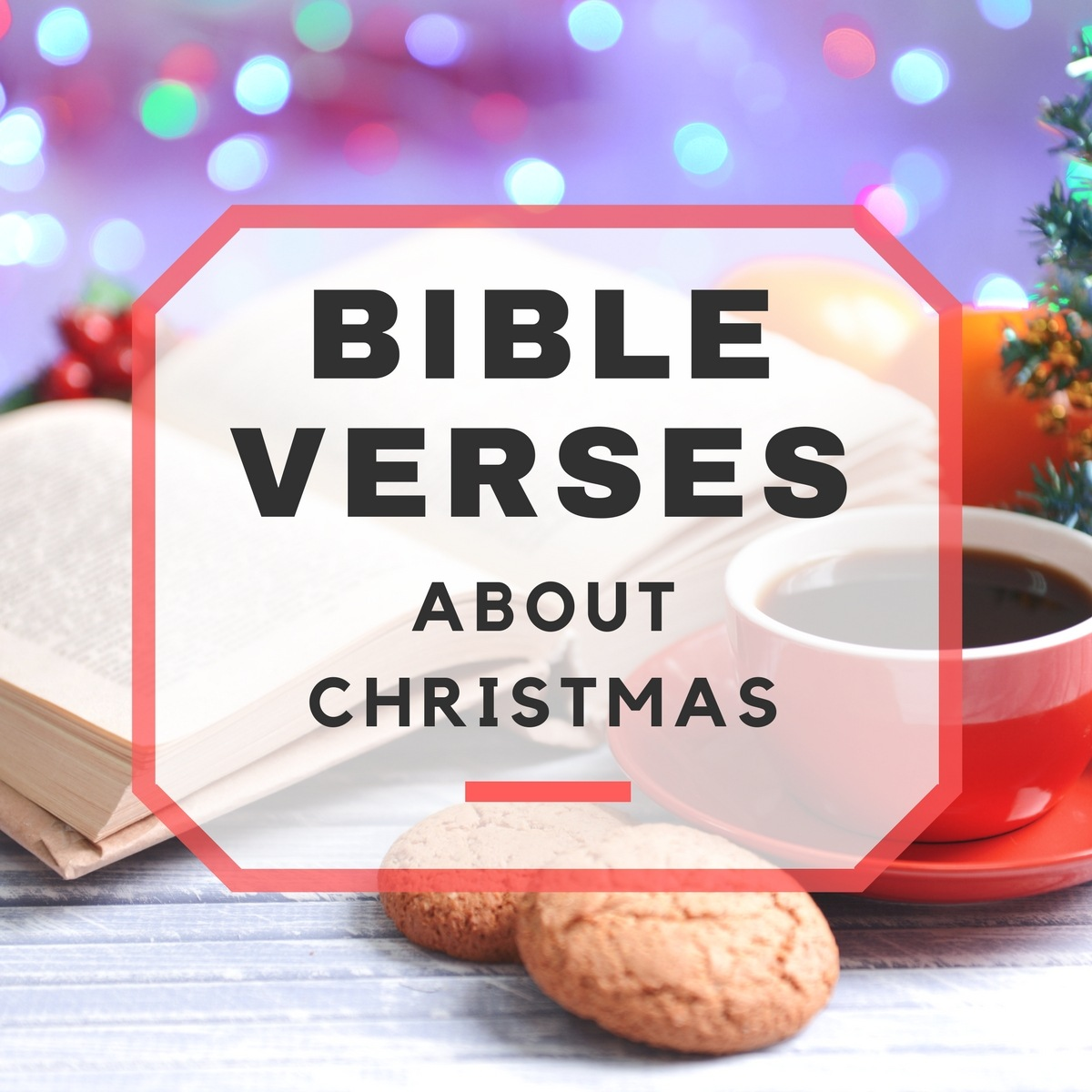 christmas bible verses to share