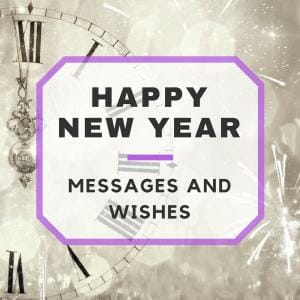 New Year Messages and Wishes
