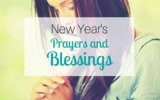 New Year's Prayers and Blessings