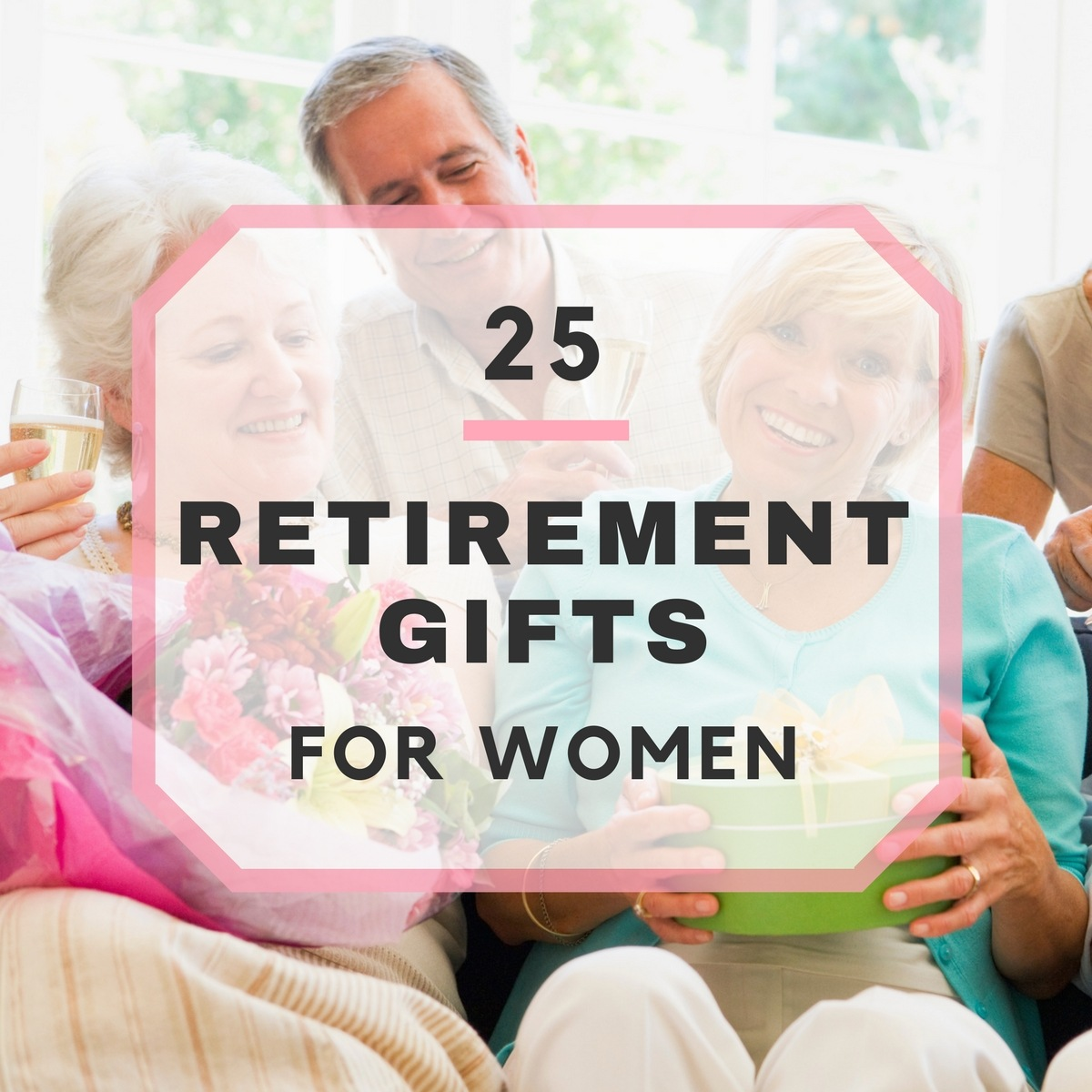 25 retirement gifts for women