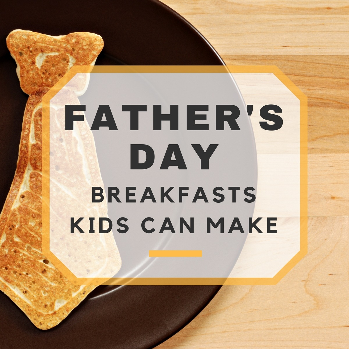 Breakfast can be a tough meal. With the challenges of limited time to eat and picky kids, it can be all too easy to fall back on sugared cereal or toast day after day.