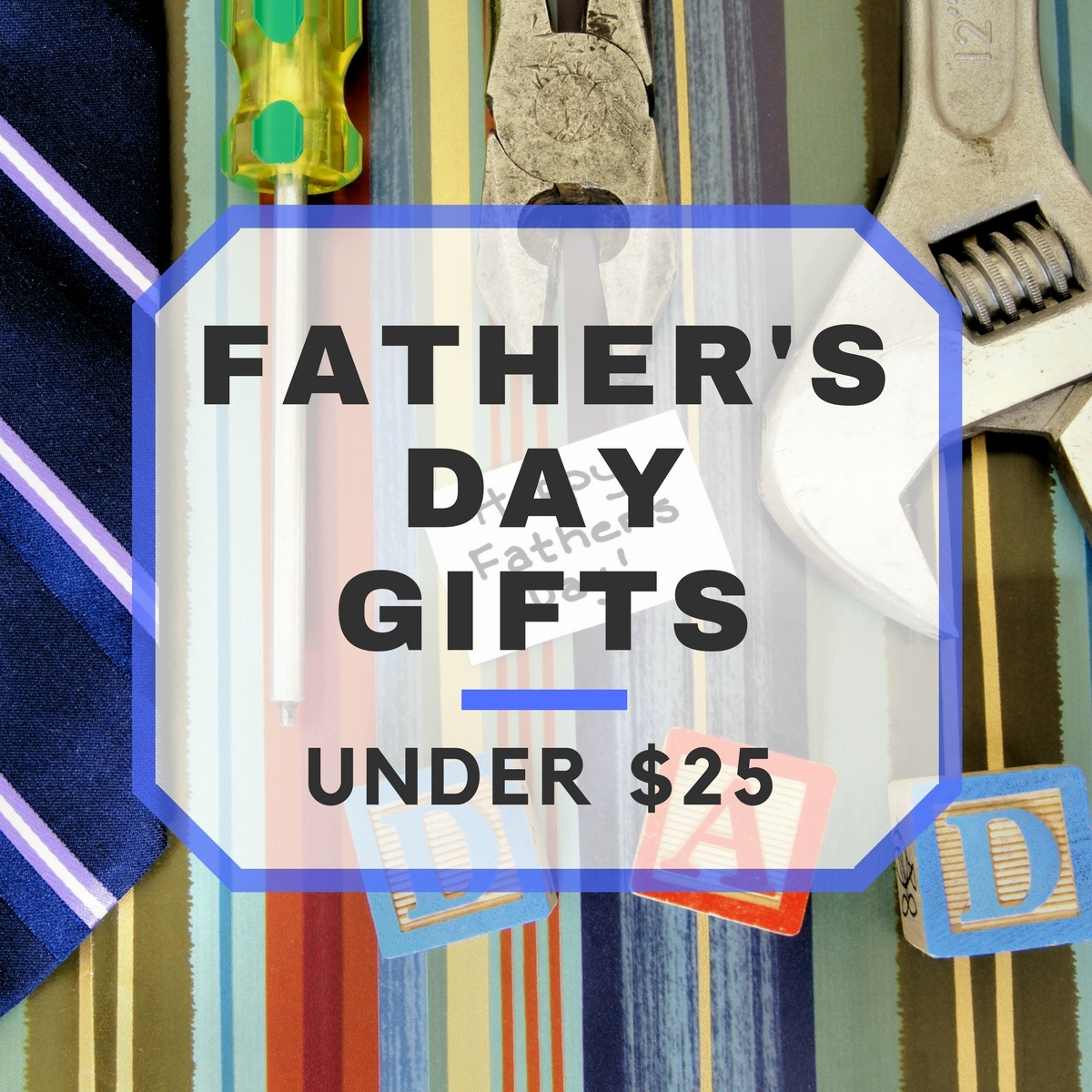 10+ Unique Father's Day Gifts Under $25