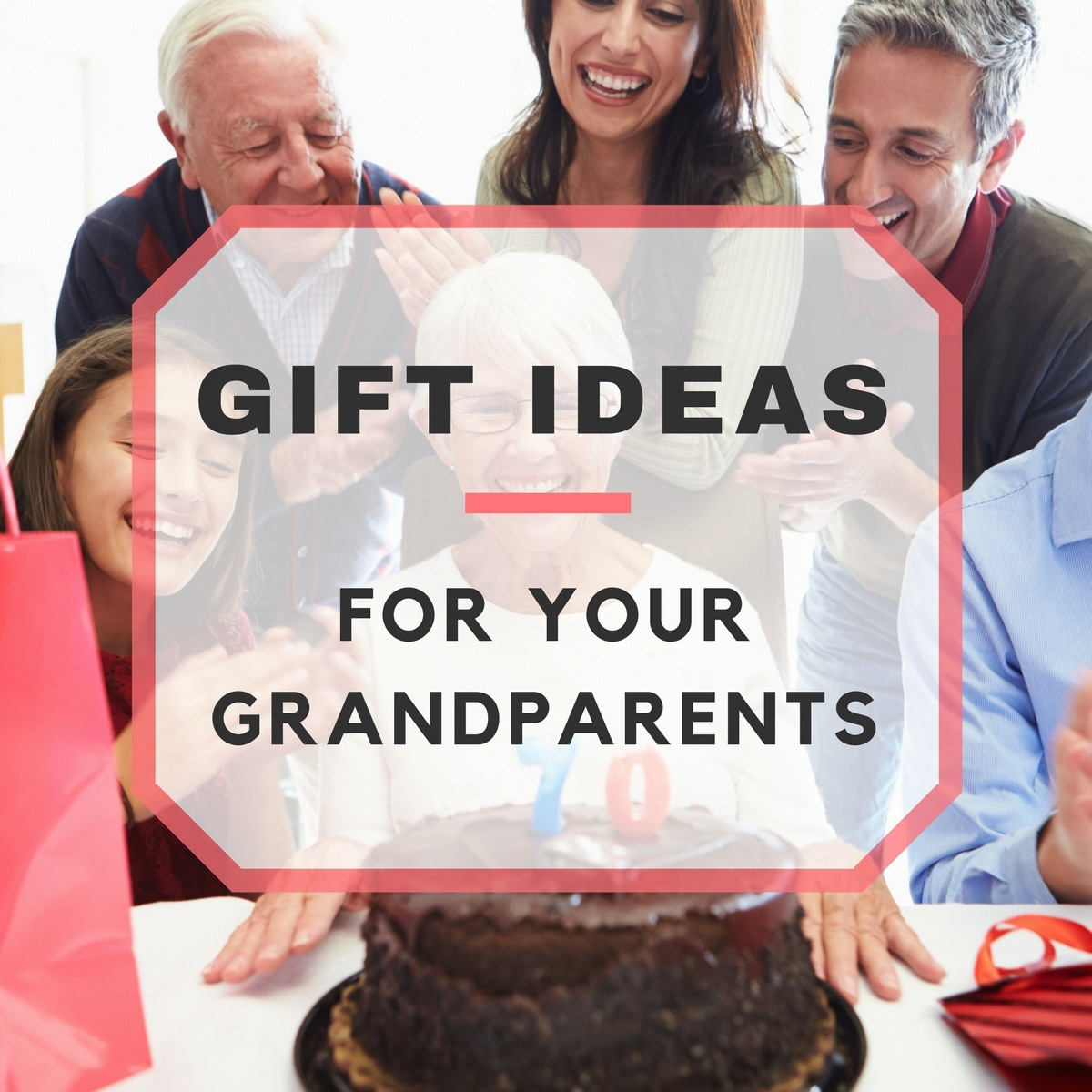 Grandparent gifts for xmas