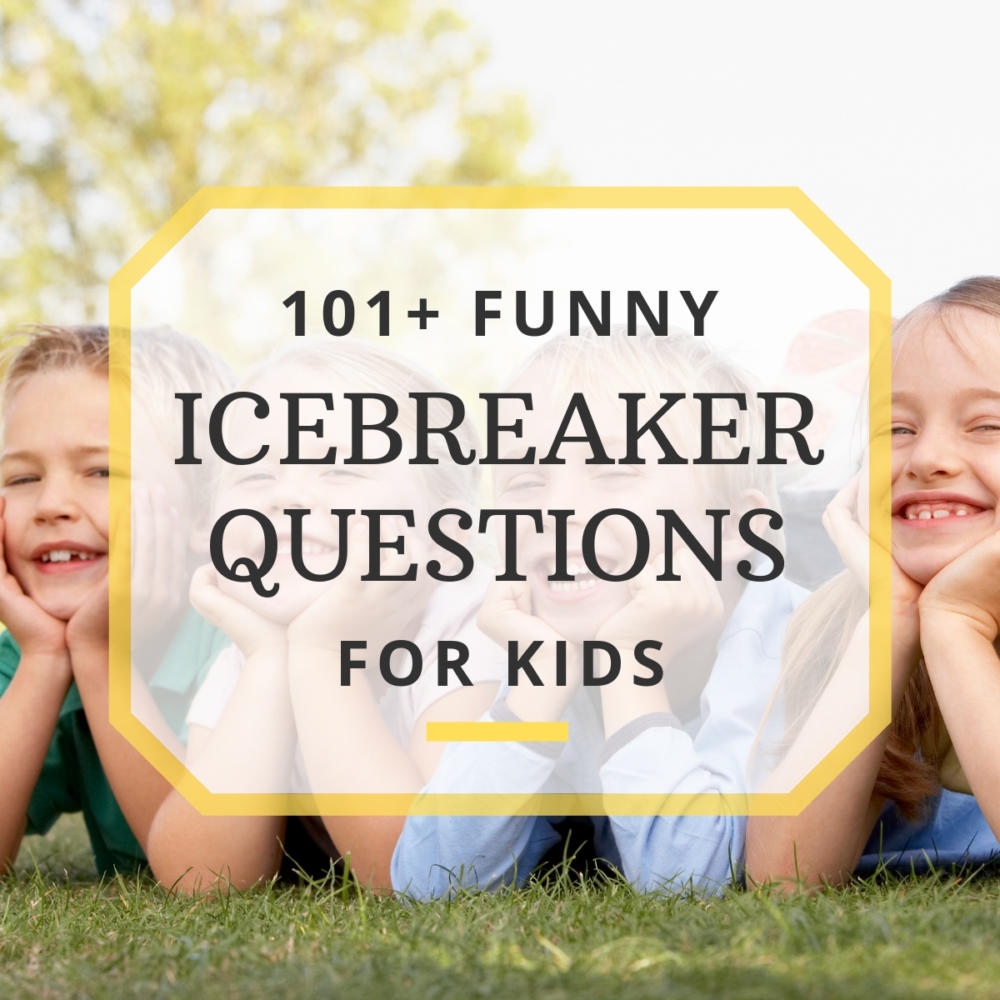 Icebreaker Questions for Kids to Ask Each Other