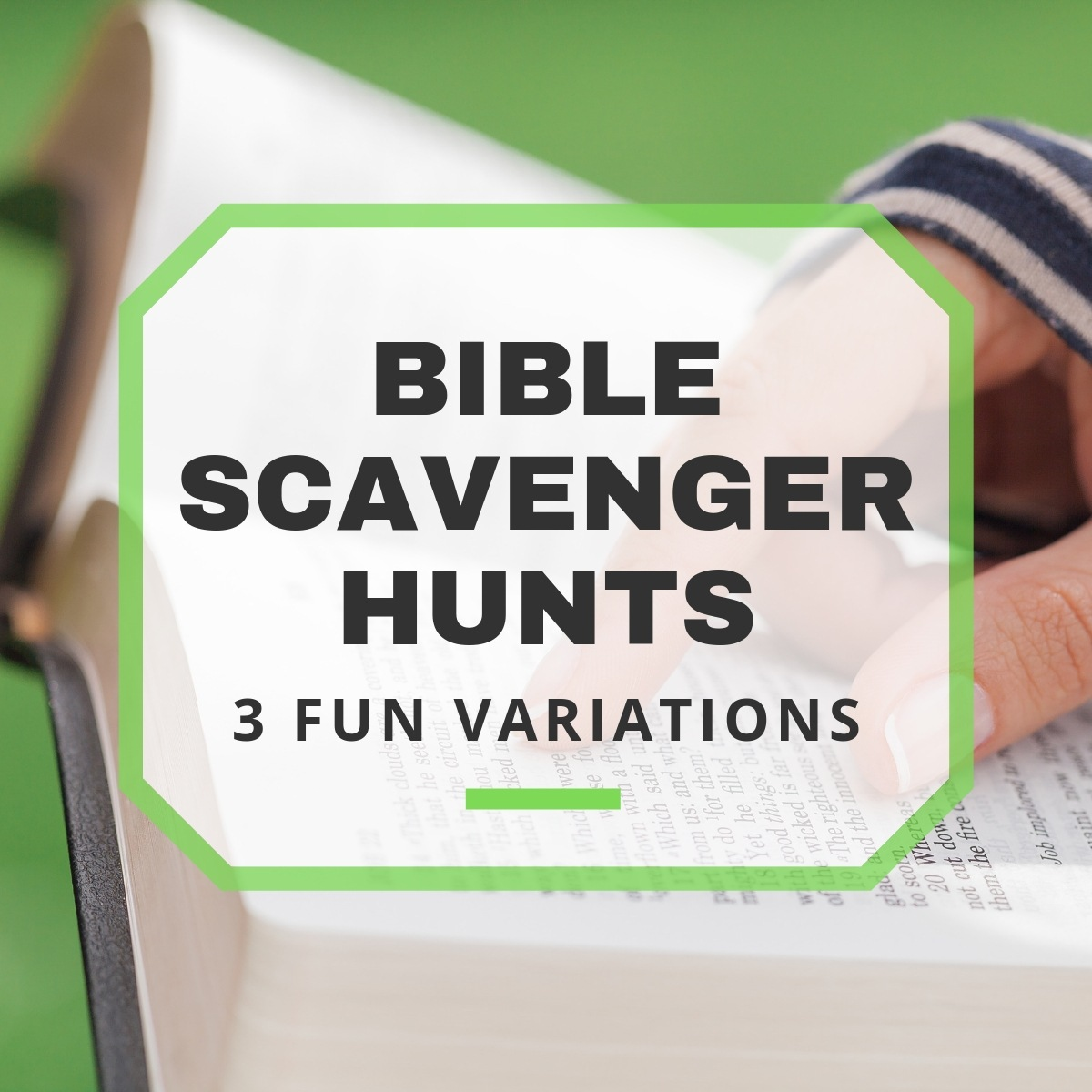 graphic regarding Family Reunion Scavenger Hunt Printable titled Bible Scavenger Hunts: 3 Enjoyable Dissimilarities in the direction of Engage in With Relatives