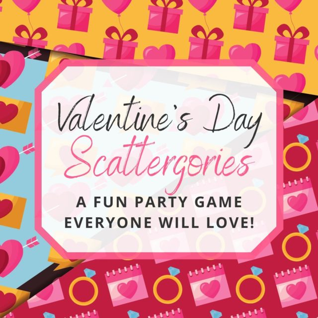 valentines day clipart with love letters and hearts