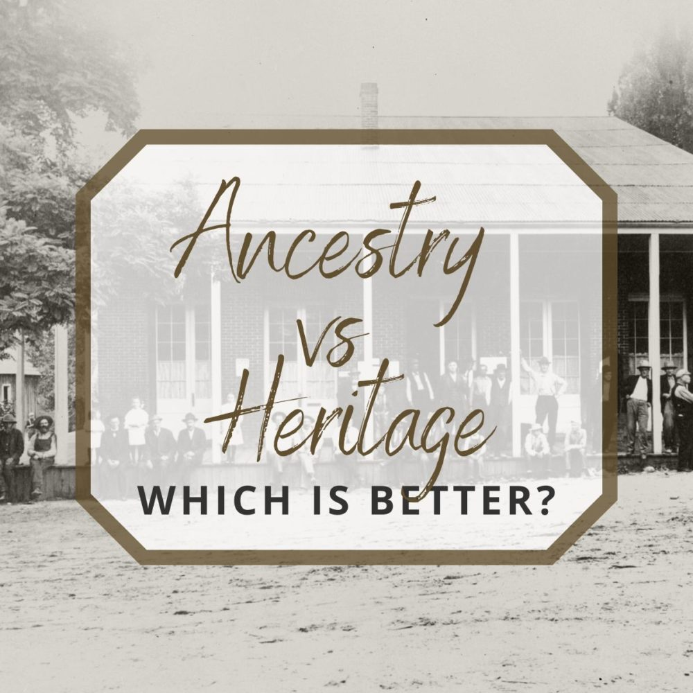 Ancestry vs Heritage: The Best Family Tree and DNA Test Service