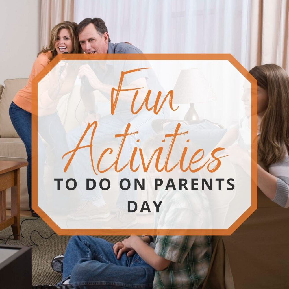 Fun Activities to Do with the Family on Parents' Day