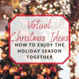 virtual christmas ideas featured image