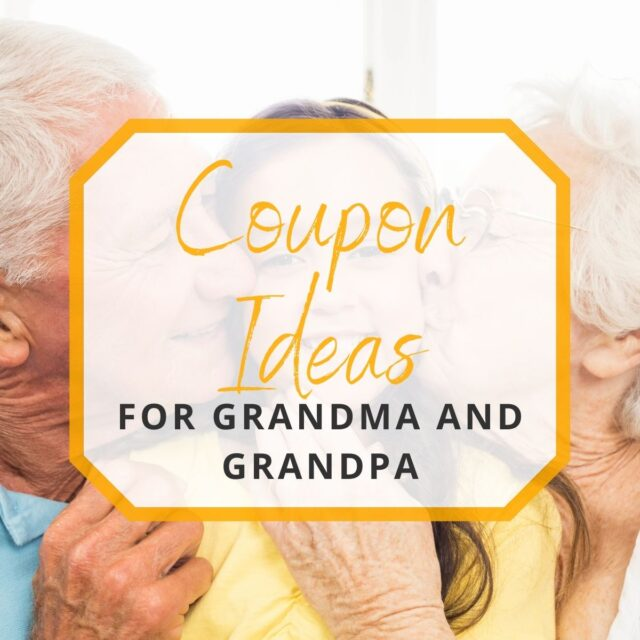 featured image for Coupon Ideas for Grandma and Grandpa