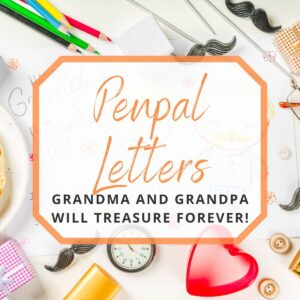 penpal letters for grandparents