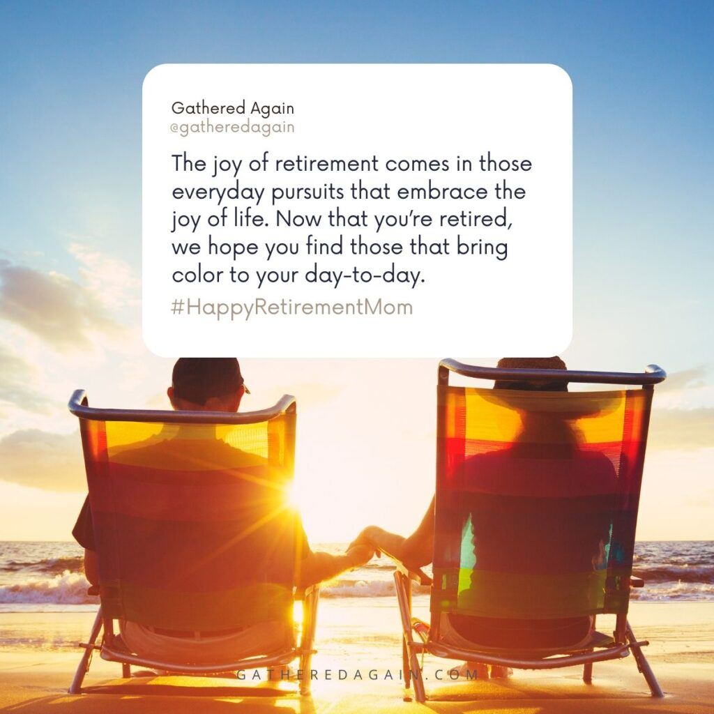 two people sitting on beach chairs