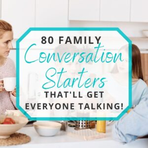 family conversation starters featured image
